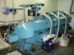 China DF-400, 600, 800 Flexo Plant Making Machine on sale