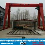 China Made 2 Years Warranty CE ISO Mining Industrial Used Gantry Crane for Sale