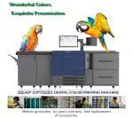 Cmyk Digital Color Printing Machine SEAP CP7000, offset printing machine, waterproof color thermal label printer