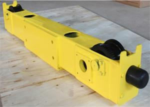 China Single Girder Crane End Carriage Customization with good quality work in wharf on sale