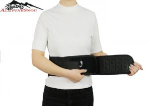 China Adjustable Waist Self Heating Tourmaline Magnetic Therapy Back Waist Support Belt on sale