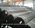 Tubes sans couture d'acier d'acier au carbone d'ASME SA334 et allié pour le service de basse température