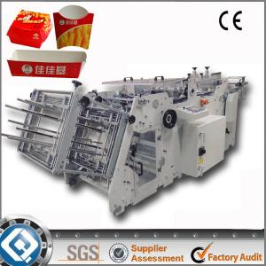 China 180 Boxes Corrugated Carton Box Making Machine on sale