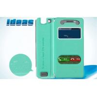 China Shell VIVO X3 Mobile Phone Protective Covers / Blue Android Smart Phones Case on sale