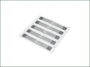 China Alien H3 9610 UHF Inlay RFID Tag Passive Power Supply Mode Triangle Shape on sale