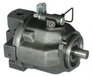 China Torque Control Boat Single Axial Hydraulic Pumps , Keyed Shaft Side Port Type on sale
