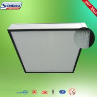 Pharmaceutical Industry Central Air Conditioning System Hepa Panel Filter