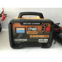 China CTF-4803, battery charger, automatic car battery charger, suitable for lead-acid batteries on sale
