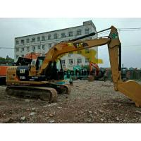 2014 312D2 Second Hand Caterpillar Excavators For Sale With Low Working Hours