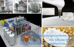 High fructose corn syrup production machine/ fructose production line hot sale stainless steel industrial large capacity