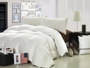 China Contemporary 100% Polyester Down Feather Quilt / Duvet /Comforter Single or Twin Size on sale