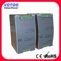 24V 5A 120W DIN Rail Power Supply / AC To DC Switching Power Supply