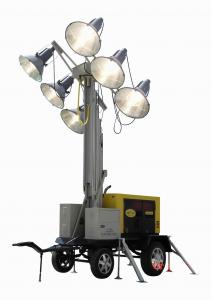 China Lighting Tower Generator/ Mobil lighting tower/ tower light on sale