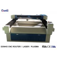 Sheet Metal Laser Cutting Machine , Co2 Laser Cutting Equipment Low Energy Waste