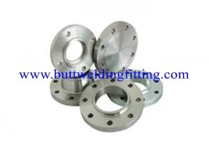 China Carbon Steel  Flange A105 , A105N Slip On Weld Flange , Class 150 To 2500 ANSI B16.5 on sale