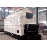 8 T/H Automatic Biomass Fired Steam Boiler  Wood Pellet Fired Steam Boiler Chain Grate