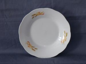 China Ceramic Plate with Cut Decal Printing/Customized Design Accepted/Meet FDA/CPSIA/84/500/EEC on sale