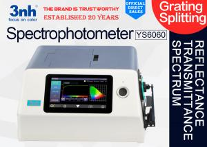 China Research institutes laboratories Benchtop Color Matching Spectrophotometer YS6060 Φ 154mm Sphere on sale