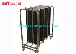 China Electronic ESD Trolley SMD LED PCB Board Storage Adjustable Anti Static Pcb Turnover Cart on sale