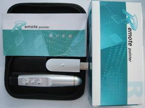 China powerpointer presenter with red laser pointer on sale