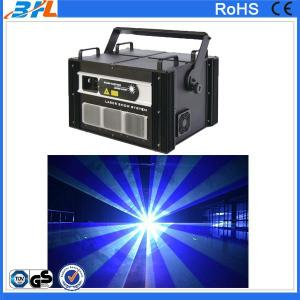 China Hot sale 10W RGB cartoon outdoor laser lighting on sale