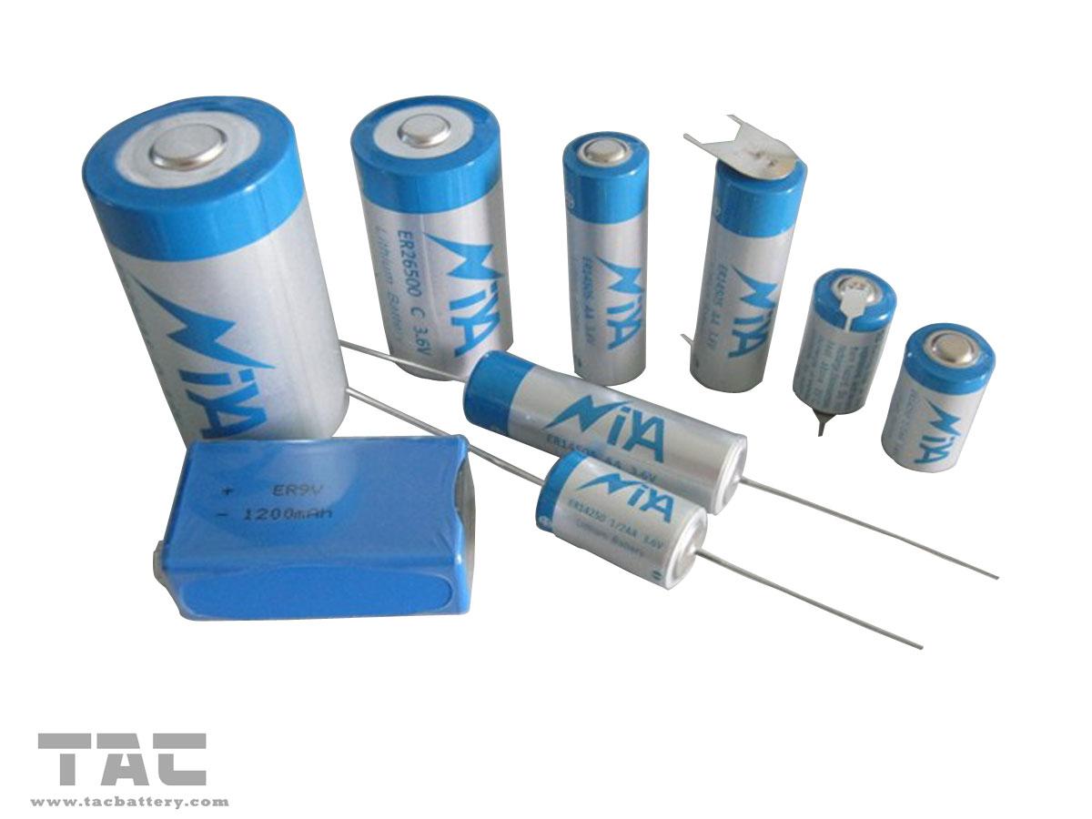 3.6V LiSOCl2 battery