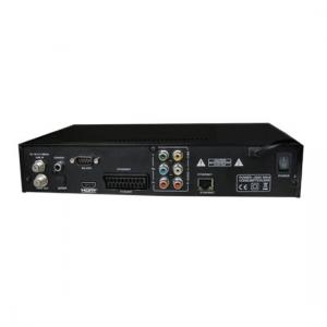 China 256Mbit 2GB , 950MHz , 1080i , MPEG4 , 8PSK COFDM Satellite Receiver DVB-S2   on sale