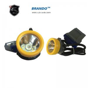 China KL7LM-A >5000lux Environmental LED Miner Lighting Usage MSHA Approved  Led Coal Miner Lamp on sale