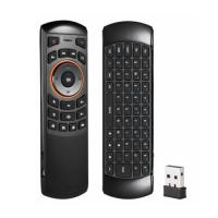 Universal Android Multipurpose Remote Control With QWERTY Keyboard & 6 Axis Air Mouse