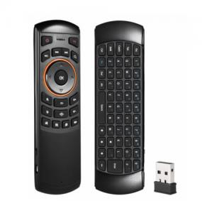 China Universal Android Multipurpose Remote Control With QWERTY Keyboard & 6 Axis Air Mouse on sale