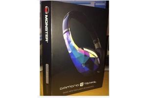 China Brand new Monster Diamond Tears Headphones sealed on sale