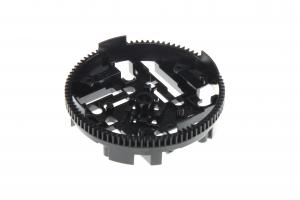 China POM or Nylon Plastic Gear Moulding for Helical worm gear / addendum angle gear on sale