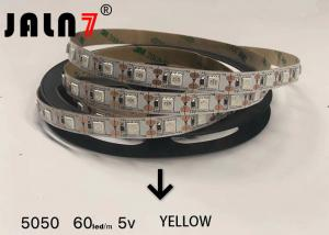 China Blue Led Light Strips Waterproof ROHS Certification Long Working Life on sale