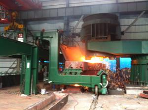 China Non-standardized Continuous Casting Machine upgrade R8M Hydraulic Steel Billet Casting Machine on sale
