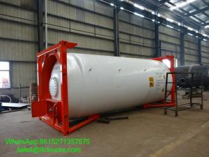 China T1 to T22 iso tank container for Oil  chemical  Portable iso Tank Container  WhatsApp:8615271357675  Skype:tomsongking on sale