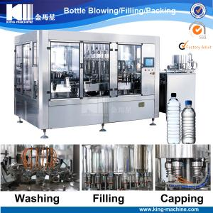 China Automatic Drink Water Filling Machine / Bottling Line on sale