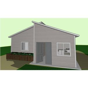 Quality Heat Insulation Steel Frame 3 Bedroom Modular Homes South Africa  Prefab Villa For Sale ...