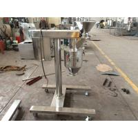 China Stainless steel pulverizer herbs grinder machine easy disacharging on sale