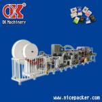 Производственная линия майны ткани носового платка одиночная (ОК-150)