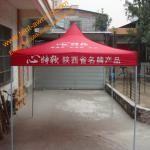 Movable Pop Up Foldable Commercial Gazebo Tent  for Advertising Customized Sizes Waterproof  Tents