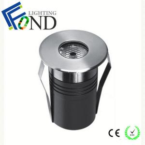China Clear And Distinctive Led Underground Light Warm White 24V DC on sale
