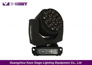 China K10 Zoom Bee Eye Moving Head Led Lights 15w X 19pcs For Music Concerts on sale