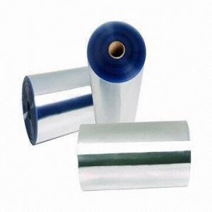 China Pharmaceutical PVC/PVDC Compound Hard Film on sale