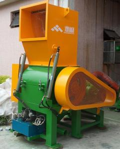 China Electric Motor Plastic Crusher Machine With High Toughness Blade 240kg on sale
