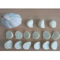2016 China Crop Common and Pure White Garlic Products with 6.5cm up  Size
