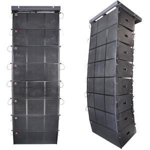 China dj party / wedding line array speaker system +sonido sistema on sale
