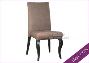 China Commercial Furniture Factory Dining Chairs Metal Leg For Sale (YA-35) on sale