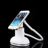 China COMER secure counter display holder for cell phone accessory retail shop with alarm and charging on sale