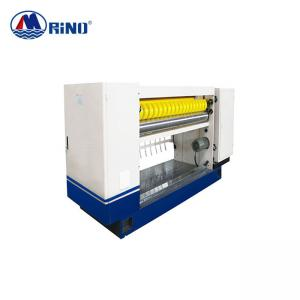 China Helical Knife Nc Cutter Machine Computer Control For Corrugated Production Line on sale