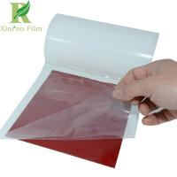 0.03-0.20mm Transparent Adhesive Protection Film for Prepainted Metals
